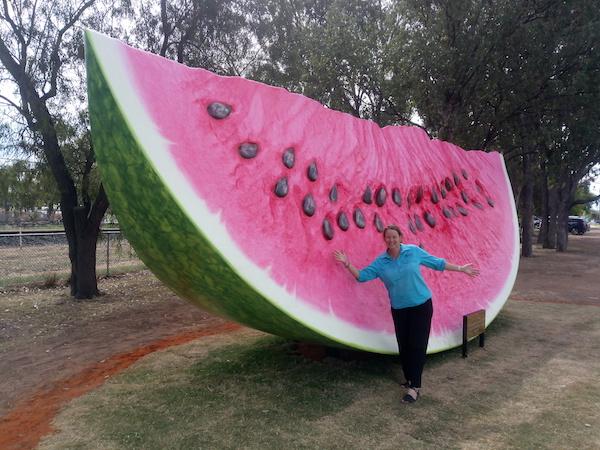 Chinchilla Melon